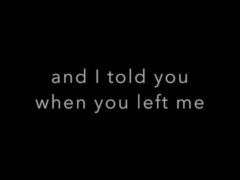 Josh Daniel - Jealous (Labrinth) Lyrics