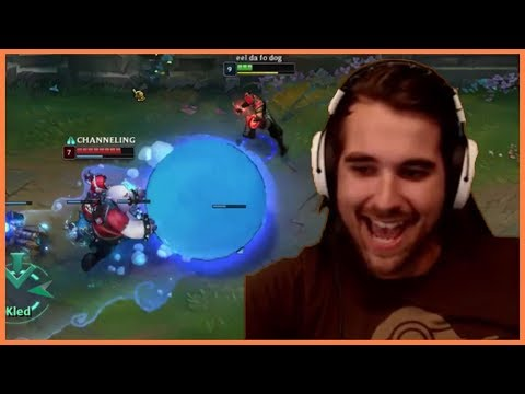 That Giant Snowball is About to Squish Gripex' Lee Sin ! - Best of LoL Streams #423