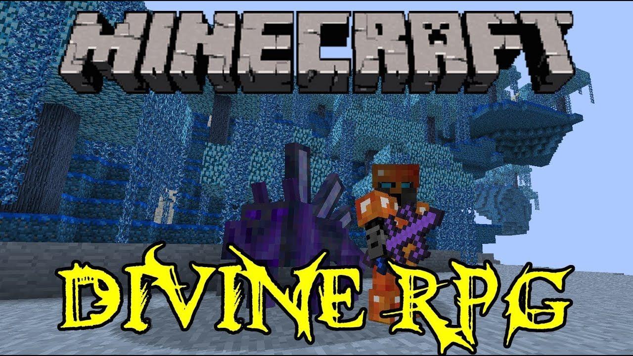 Сервера Майнкрафт с модом Divine RPG - ТОП, ip адреса ...