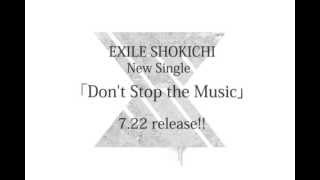 EXILE SHOKICHI / New Single『Don