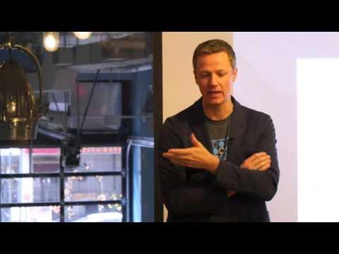 Columbia Startup Lab Programming: Dan Macklin