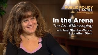 The Art of Messaging with Anat Shenker-Osorio—In the Arena with Jonathan Stein