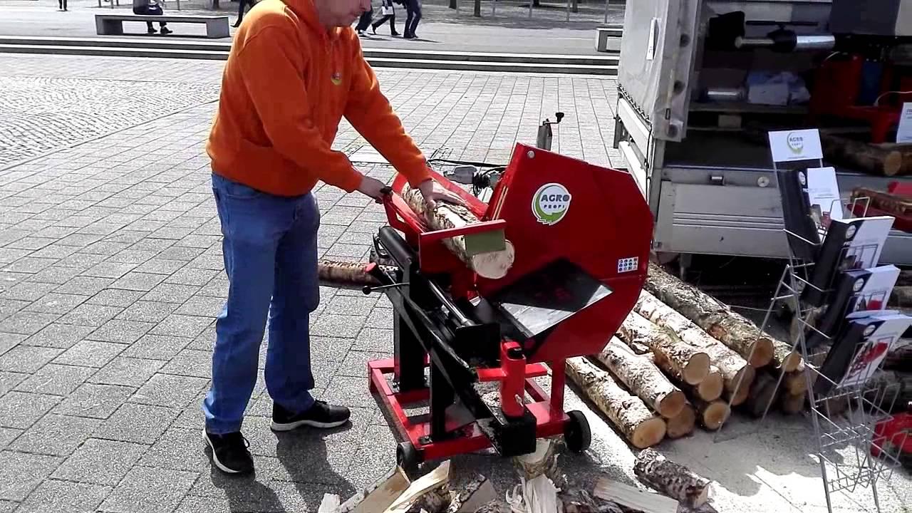 2015 M3 For Sale >> Profilogger HOME - small firewood processor - YouTube
