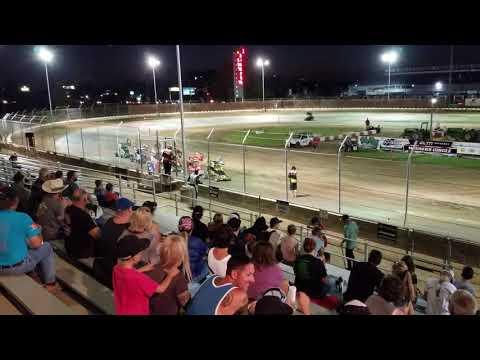 Jet #55 King of California Round 10 Delta Speedway 07/14/18