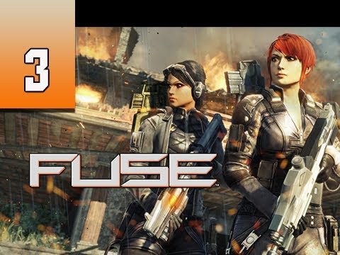 Fuse Gameplay Walkthrough - Part 3 Leadfire Let's Play ...