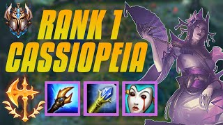 Download Analyzing Rank 1 2000LP Chinese CASSIOPEIA - Breaking Down His Strategy - VOD Review