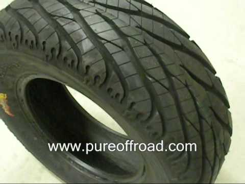 GBC Afterburn Streetforce ATV Tires, DOT Approved