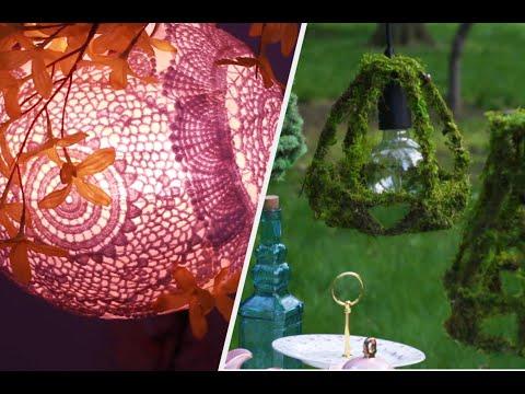 8 Creative & Cute DIY Lamps