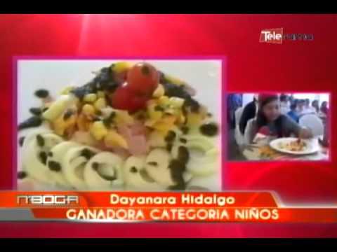 Concurso de minichefs Hotel Oro Verde Cuenca
