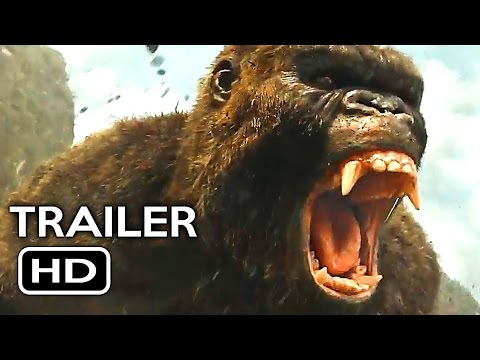 Thumbnail: KING KONG Final TRAILER (2017) Blockbuster Action Movie HD