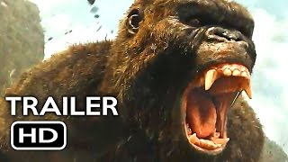 KING KONG Final TRAILER (2017) Blockbuster Action Movie HD