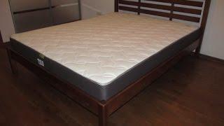 Інструкція складання ліжка