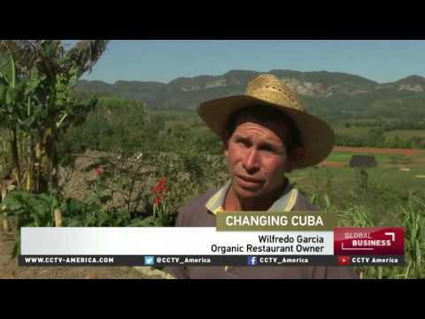 Rural farmer in Cuba adds popular organic restaurant to repertoire
