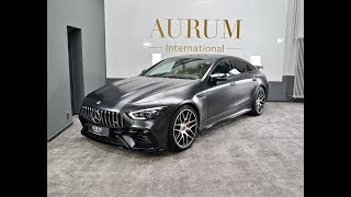 BRAND NEW 2019 MERCEDES-BENZ AMG GT 63 S *EDITION 1* GT4 *GREY MAGNO* by AURUM International