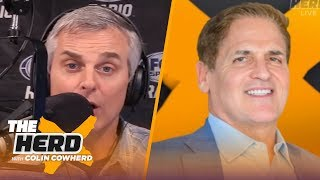 NBA needs to finish the season – 'We need something to get excited about' — Mark Cuban | THE HERD