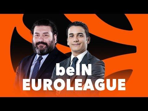 beIN EUROLEAGUE | 16 Şubat | Fenerbahçe'de Sloukas'ın liderliği, Efes'te Moerman sürprizi