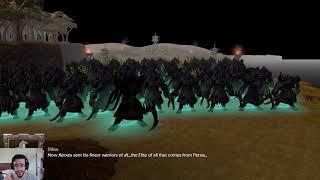 Warcraft 3 Reforged: 300 Spartans!