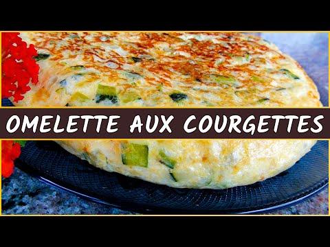 recette-de-l'omelette-aux-courgettes