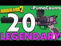 Top 20 Best Legendary Guns And Weapons In Borderlands 2 PumaCounts mp3