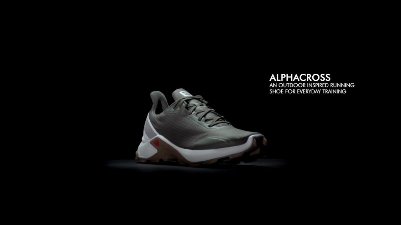 Salomon Alphacross: Gelände trifft auf Lifestyle
