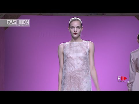 DUYOS Spring Summer 2013 Madrid - Fashion Channel