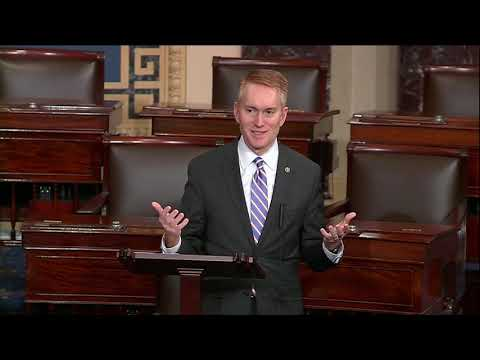 Senator Lankford Discusses the Government Shutdown on the Senate Floor