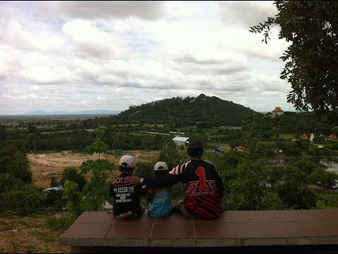 Weeked Holiday In Cambodia at Phnom Baseat Mountain