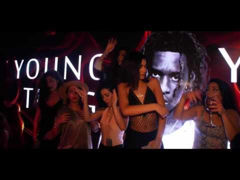 Young Thug X Dj Battle LIVE @ QUEEN NightClub PARIS (Nov. 2015)
