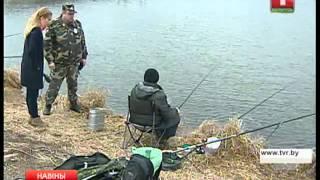 Весенний нерестовый запрет на ловлю всех видов рыбы