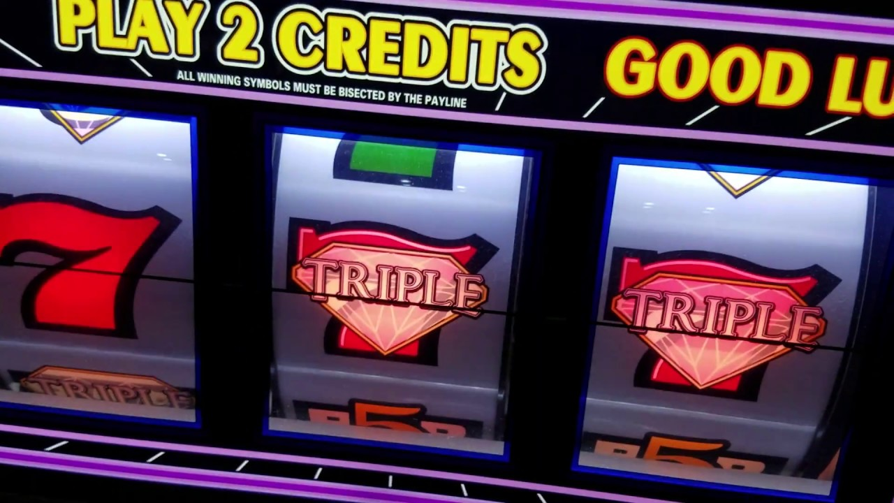 Triple diamond strike slot machine free slot com tropical treat