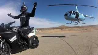 Motorcycle Drift Insanity | Bill Dixon | Part 2