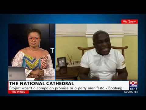 National Cathedral: Akufo-Addo never said I will build a temple for myself - Prophet Kusi Boateng