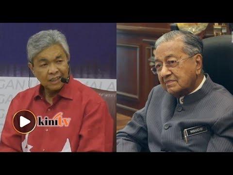 Zahid ingatkan BERSATU, Dr M teliti terima bekas ahli Umno - Sekilas Fakta 19 Dis 2018
