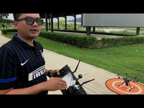 Yuneec Typhoon H Pro With IntelRealsense Review By Amirul Gila Drone's