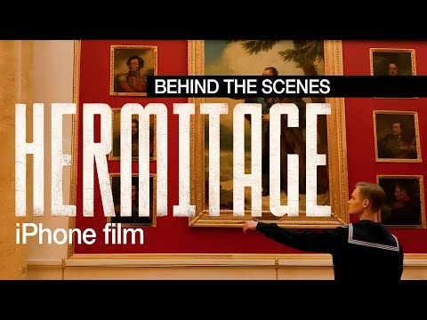 How the Apple Hermitage video was made | Shot on iPhone 11 Pro