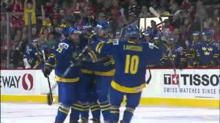 WJC 2012 • RUSSIA vs SWEDEN • Highlights • U20 Швеция - Россия • 720p (Upscale)