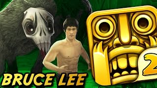 BRUCE LEE - Temple Run 2 - Valentine