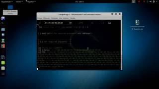 Wifi Password Extracting WPA WPA2 PSK Using HT WPS Breaker on K-Linux