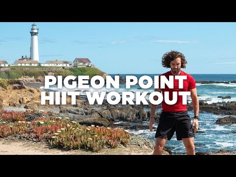 20 Minute Fat Burning HIIT Workout   The Body Coach x Hostelworld