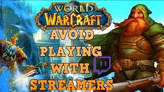 10 Reasons to Avoid Streamer's Servers in Classic WoW