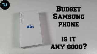 Samsung Galaxy A6S Unboxing/Review/Camera/Battery/Gaming test/2018/2019
