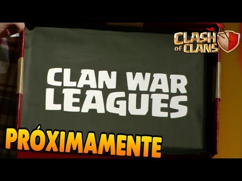 CLAN WAR LEAGUES!!! PRÓXIMA ACTUALIZACIÓN DE CLASH OF CLANS 2018 Guillenlp28