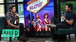 "Chris Lowell Talks The Third Season Of ""GLOW"""