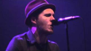 BRIAN FALLON & CHUCK RAGAN - GOODNIGHT IRENE (TILBURG 2010) (High Quality)