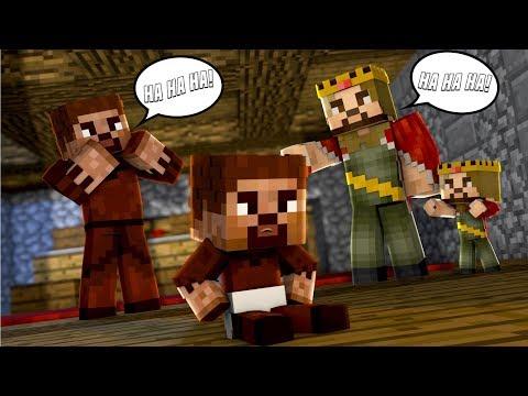 BEBEK FAKİR BEZ BAĞLIYOR! 😂 - Minecraft thumbnail