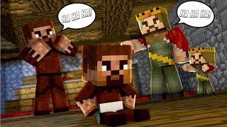 BEBEK FAKİR BEZ BAĞLIYOR! 😂 - Minecraft