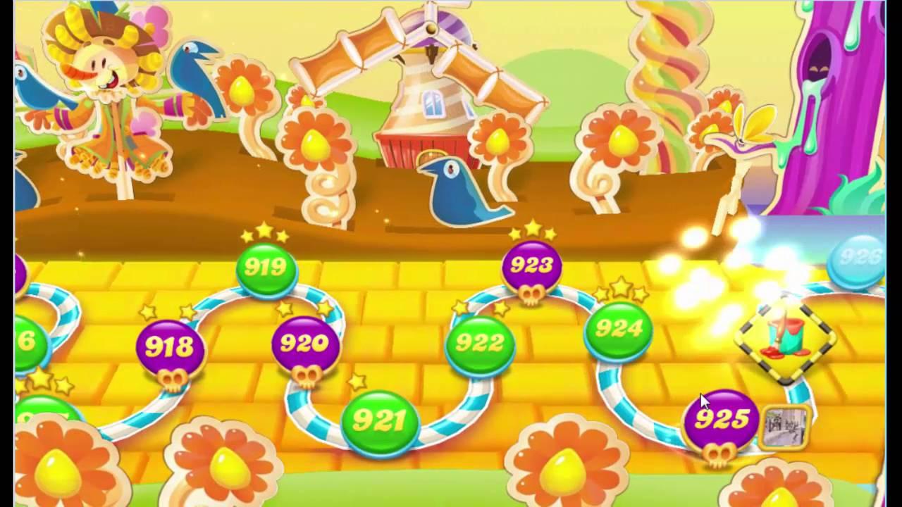 Candy Crush Soda Saga Level 923-924-925 ★★★
