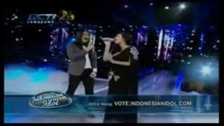 ENDLESS LOVE - VIRZHA ft RAISA - Indonesian Idol 2014 HD
