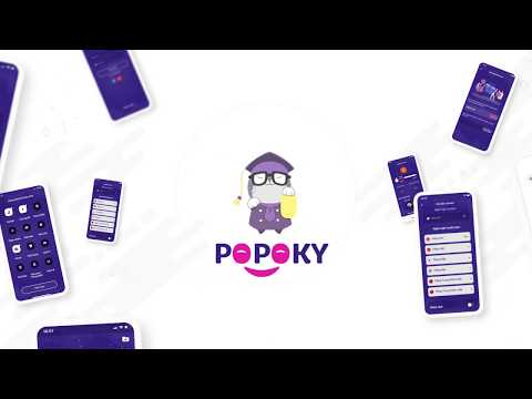 App Học từ vựng ngoại ngữ Popoky {Techco}