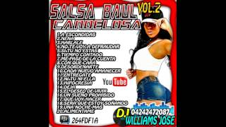 Salsa Baul Candelosa VOL.2 Dj Williams Jose